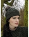 Cable Knit Pom Pom Hat - X4844