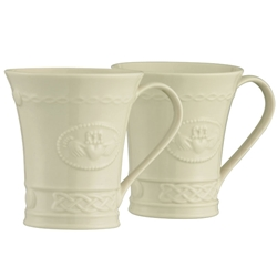 Claddagh 10oz Mugs - B4131 (Set of 2)