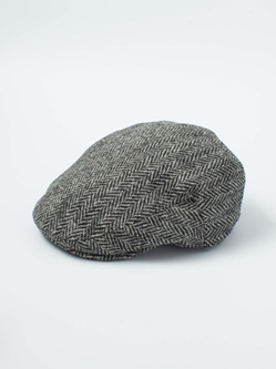 Vintage Cap Harris Tweed - 77B2C001L