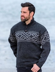 Celtic Troyer Sweater - A271