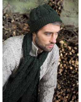 Merino Wool Honeycomb Hat