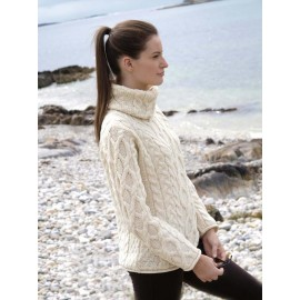 Turtle Neck Sweater - CW1825